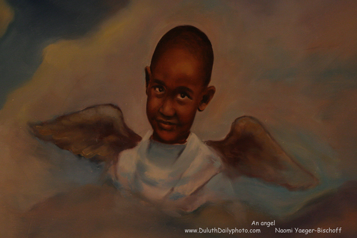 African American Angel African american angel