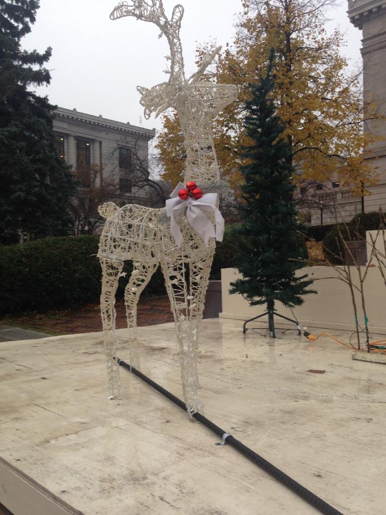2015.11.04 christmas deer