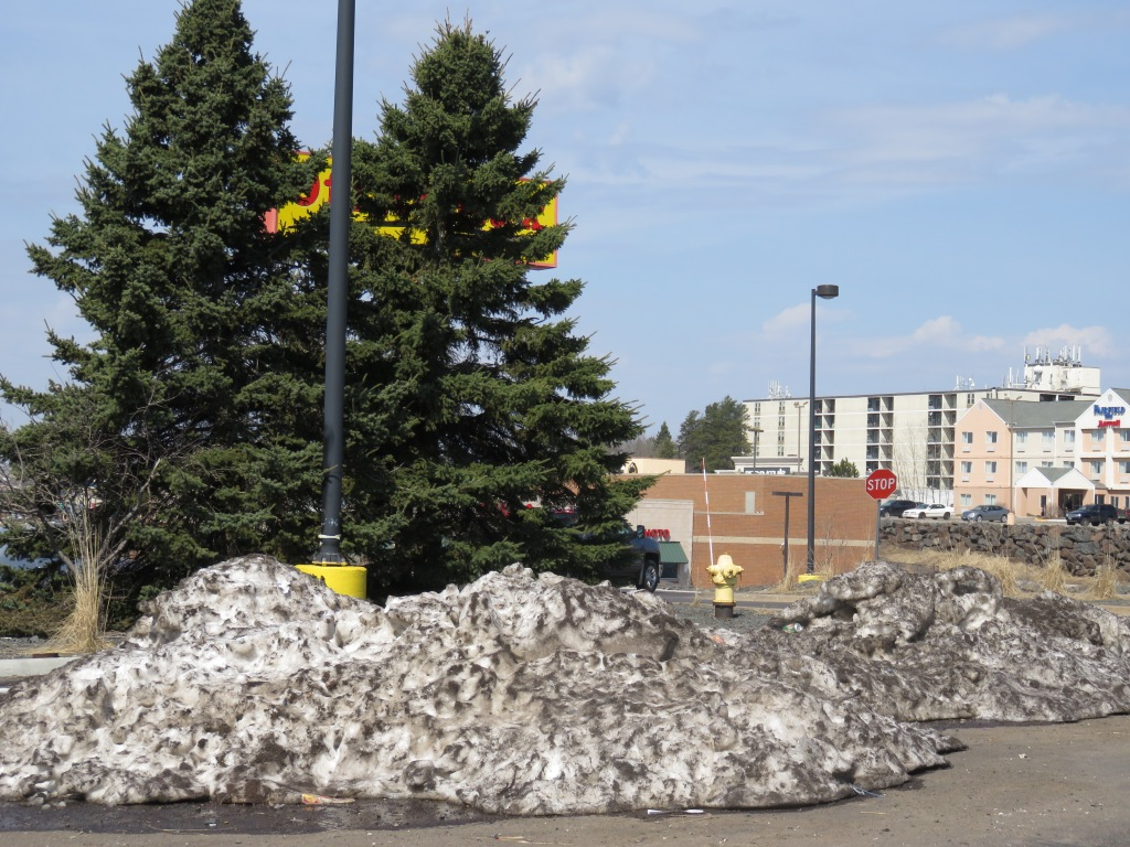 16.04.16 dirty snow bank .jpg - 1